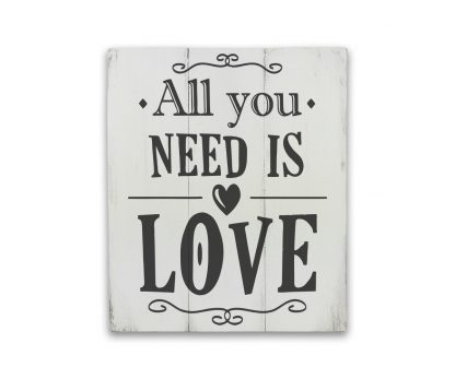 all you need is love feher