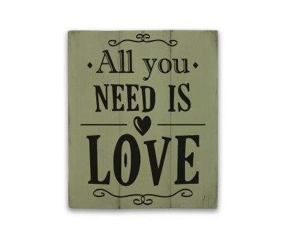 all you need is love olajzold