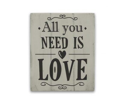 all you need is love szurke