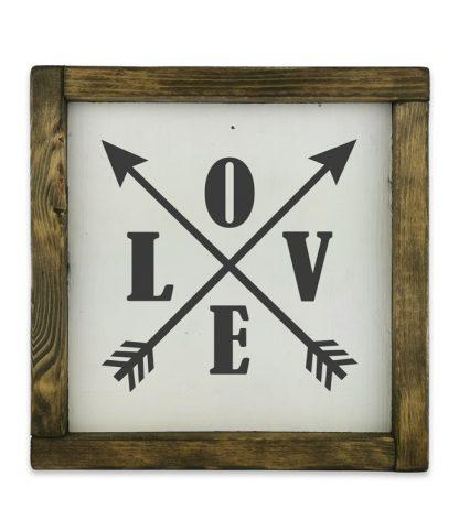 keretes kreta tabla feher love