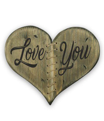 varrt antik sziv love you