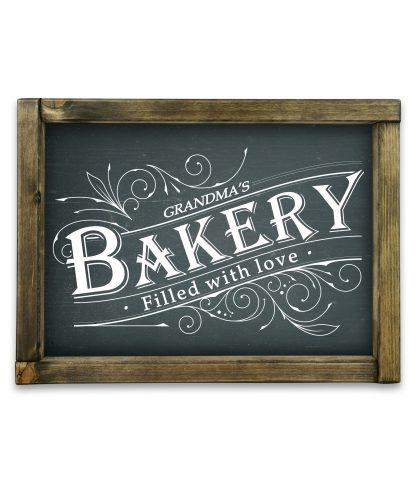 grandmas bakery black