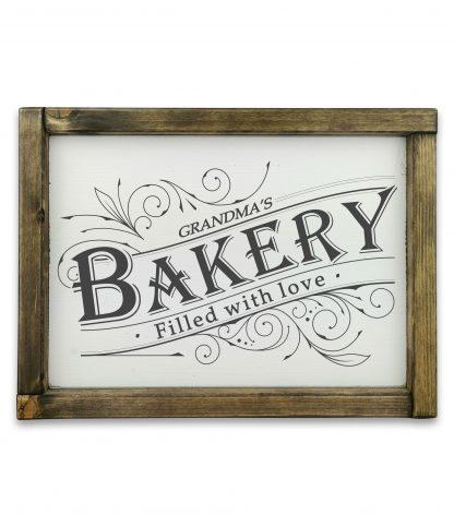 grandmas bakery white