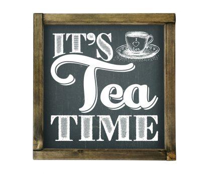 its tea time 4 fekete
