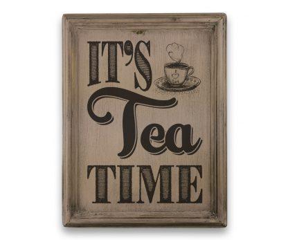 its tea time a4 rozsaszin