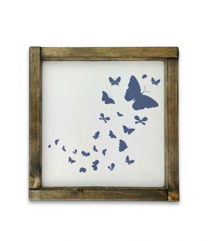 goodwood vintage pillangok tolgy keret feher tabla