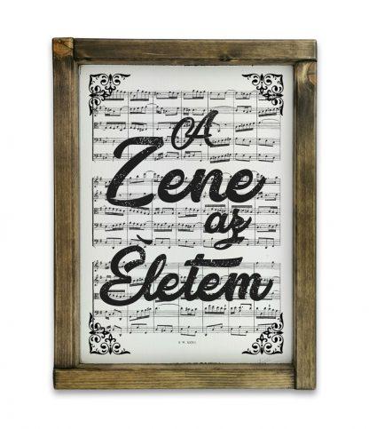 zene Bach Cantata a zene az eletem terme tolgy keret