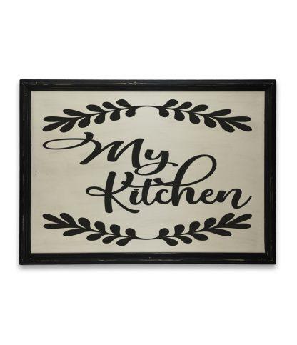 my kitchen fatbala fekete kerettel