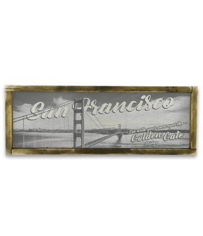 San Francisco Golden Gate Bridge FF