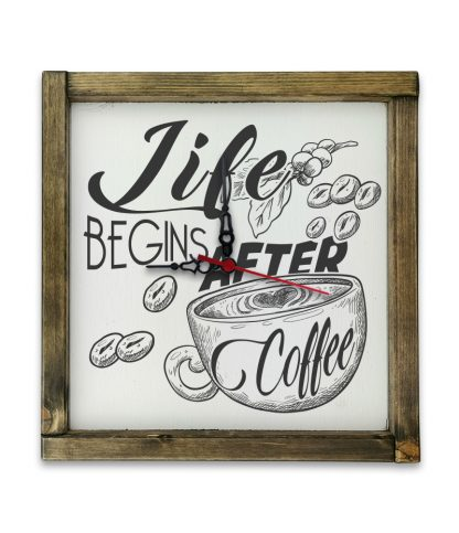 life begins after coffee tolgy keret ora